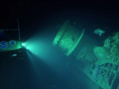 WWII Shipwrecks Show How Close War Came to US