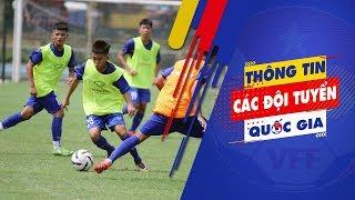 Đội tuyển U15 Việt Nam tự tin đánh bại đội tuyển U15 Nga | VFF Channel