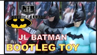 BATMAN - JUSTICE LEAGUE 2017 Bootleg Toy | This is Superheroes - A Variety of Style for Infinte