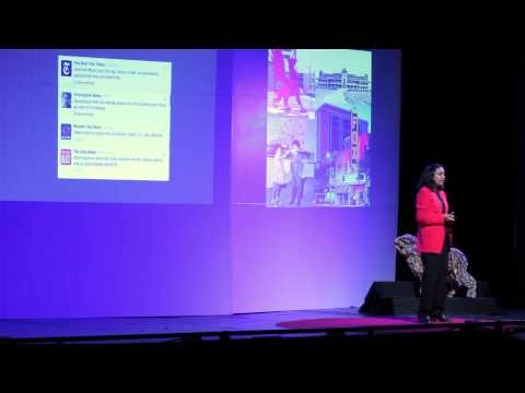 Creating a smarter world with big data: Sudha Ram at TEDxTucson 2013