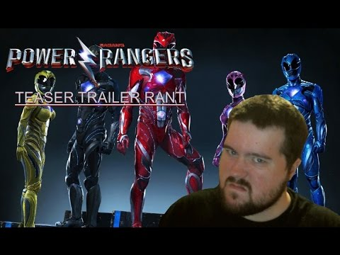 """Power Rangers"" Teaser Trailer Rant"