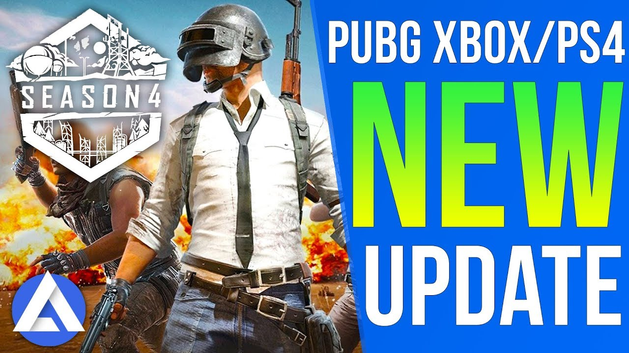 PUBG Xbox/PS4 Update: Season 4 Patch Notes – PTS, Erengal Visual Update, Weapon & Vehicle Change