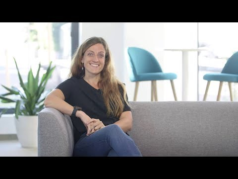 From design engineer to line manager: follow Cécile's journey!