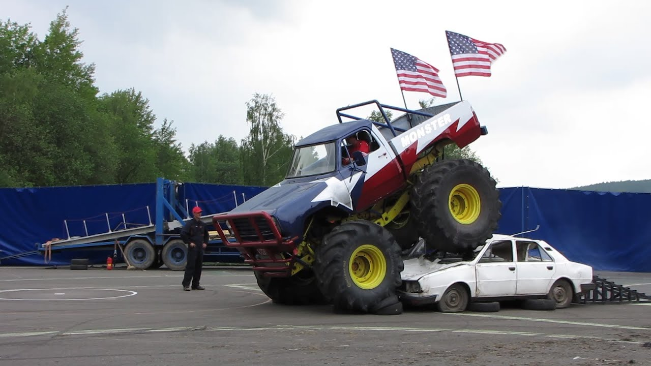 Youtube Monster Trucks