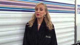 A special message from Nastia Liukin before the season premiere of season 20 of Dancing with Stars