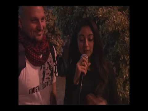 REVOLT INTERVIEWS SHADIA MANSOUR IN BEIRUT !