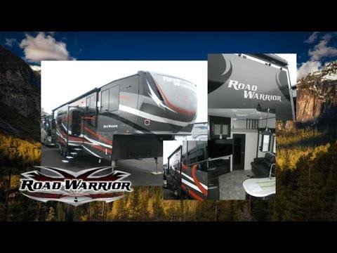 Road Warrior 427 Luxury Toy Hauler RV Review at Motor H... | Doovi