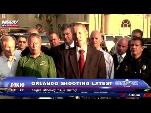 LIVE: Orlando Shooting Aftermath - Donald Trump LIVE Speech