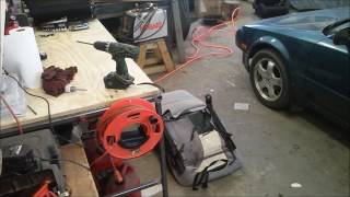 Project MR2 : A New Seat