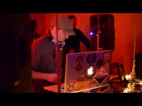 Jeff Samuel, Centrikal, Manos (birthday set) | Electric Tea Garden, Seattle | 3/22/13