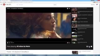 PHPVibe v5 Video CMS - Playlist showcase
