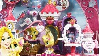 Pamper & Beauty Salon / Salon Piękności - Palace Pets / Pałacowe Zwierzątka  - Disney Princess