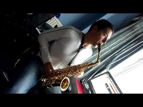 Skye Edwards (ex-Morcheeba) feat. Alexander Mastin - Feel good inc. (alto-sax live cover) HD