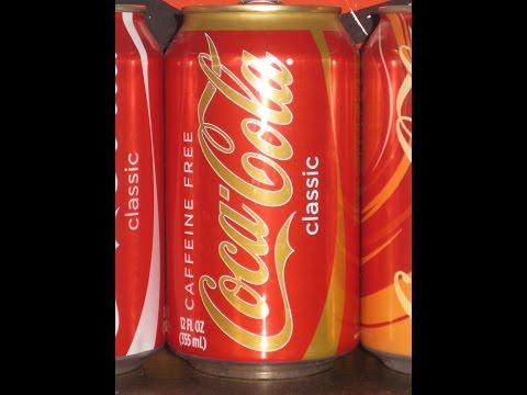 Caffeine free coke rant