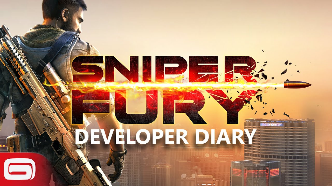 Get your first look at Gameloft's Sniper Fury in action