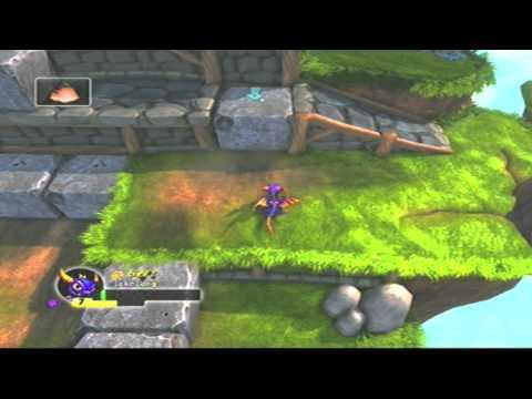 Skylanders: Spyro's Adventure Part 9- Chapter 9: Stonetown