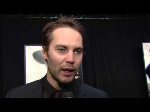 "Lone Survivor: Taylor Kitsch ""Mike Murphy"" NYC Premiere Interview"