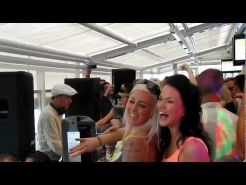 Nick Warren At Venue Boat party, Helsinki