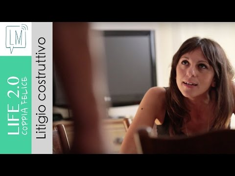 Coppia Felice - Litigio Costruttivo (episodio 5)