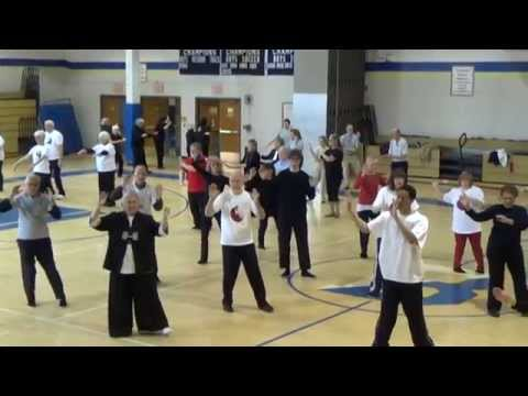 World Tai Chi & Qigong Day 2014 Rochester NY Highlights
