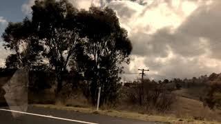 Vlog 1 Travel around Australia (Sydney to Dubbo)