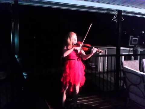 Ibrahim Pargali's Last game on violin - by Arta Jolldashi