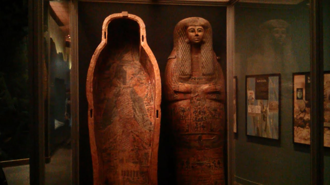 Mummy Exhibit Nyc - Image Mag