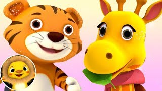 Funny Animals Song!   Nursery Rhymes & Kids Songs!   Baby Songs   Little Baby Animals