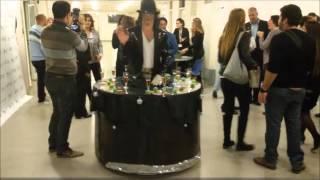 """""""השולחן המרקד"""" - מייקל ג'קסון הישראלי - כנס מכירות"""