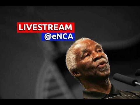 Thabo Mbeki inaugurated as UNISA chancellor