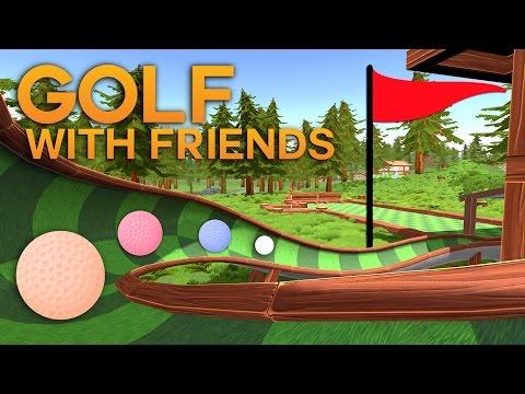 Max, Pink si Pisica au pucuri   Golf with Friends