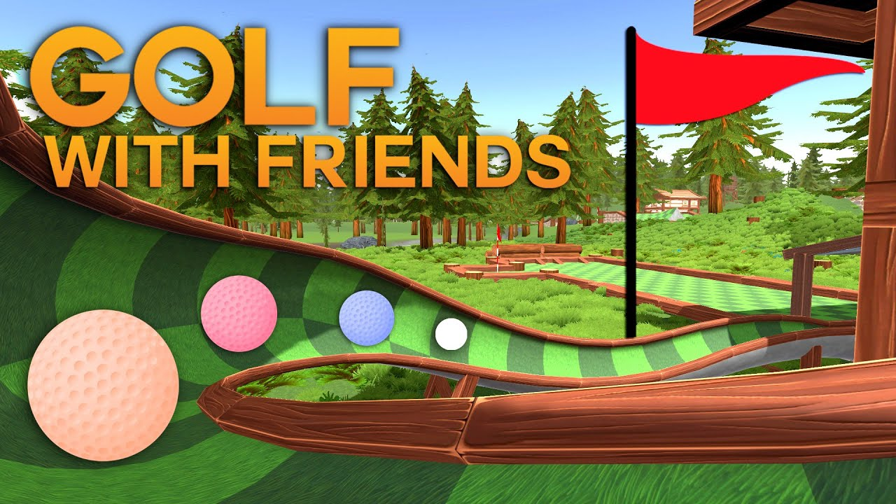 Max, Pink si Pisica au pucuri | Golf with Friends - YouTube Golf With Friends