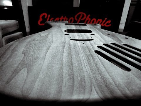 ElectroPhonic™  Introducing the MODEL ONE GUITAR