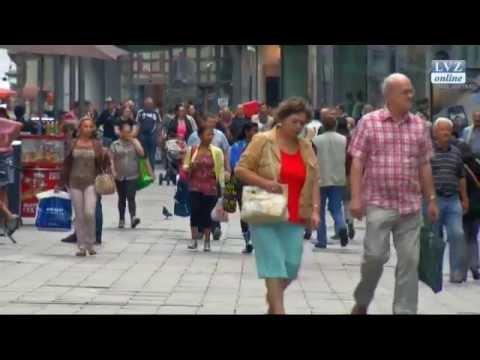 Shopping in Leipzig - Passagen, Höfe, Einkaufsstraßen