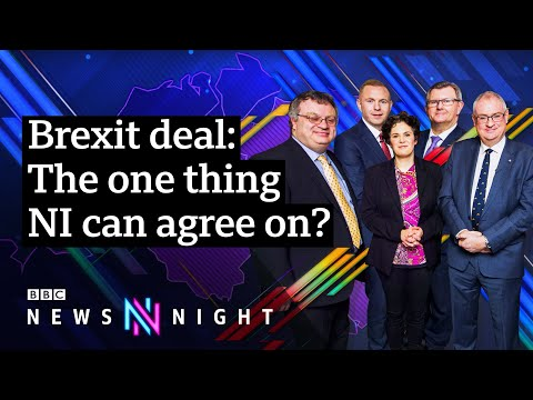 UK Election: Northern Ireland Politicians Pitch Their Plans - BBC Newsnight