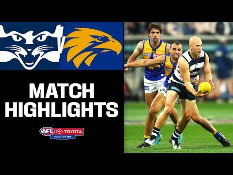 Ablett turns back the clock | Geelong v West Coast Match Highlights | Round 6, 2019 | AFL