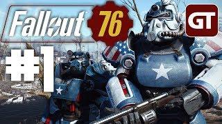 Thumbnail für das Fallout 76 Let's Play