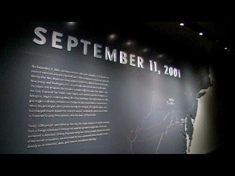 Obama eröffnet 9/11-Museum in New York