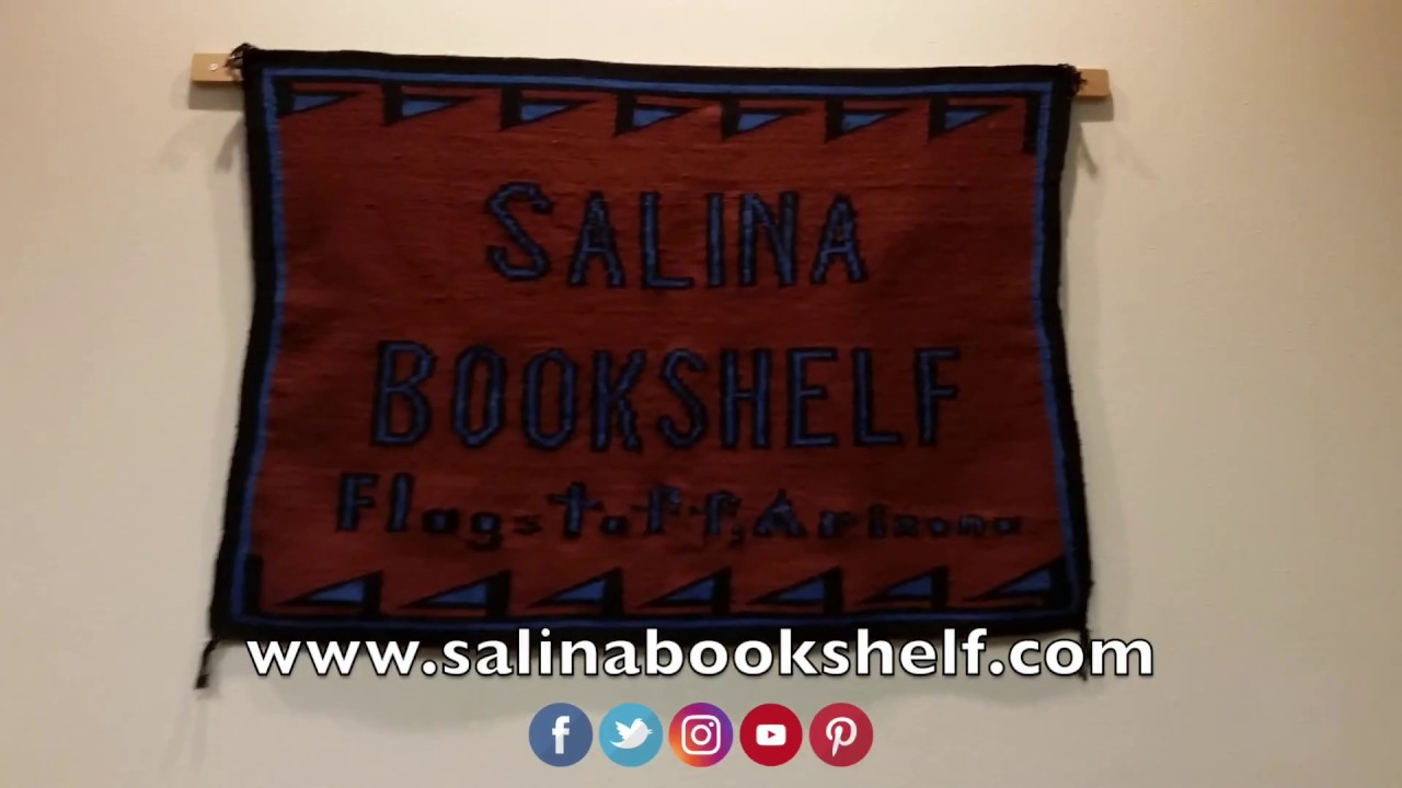 Welcome To Salina Bookshelf