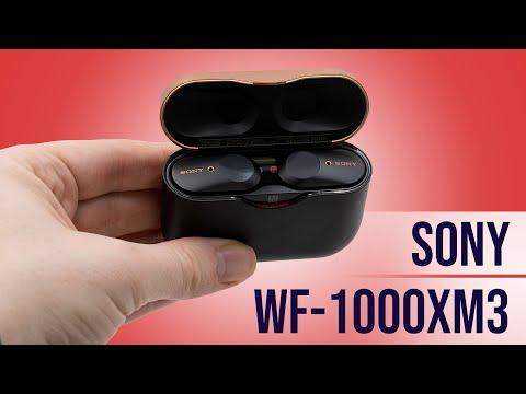Sony WF-1000XM3 im Test – Überzeugt das Active Noise Cancelling? Review | Deutsch