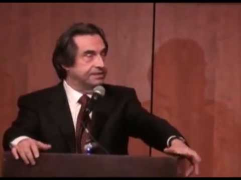 Maestro Riccardo Muti about conducting (ENG)