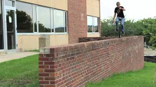 Street Unicycling in Mankato, MN