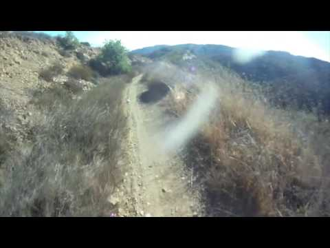 Mountain Biking Santa Monica Mountains