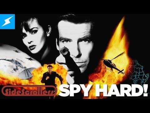 Spy Hard! | SideScrollers