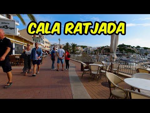 Cala Ratjada - Son Moll - Hafen - Cala Gat - Leuchtturm - Cala Agulla - Sa Cova 4K