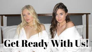 Get Ready With Me + Kallie Kaiser 2017