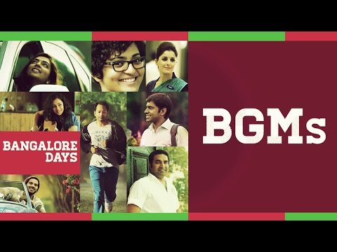 Bangalore Days BGMs | Jukebox | IndianMovieBGMs