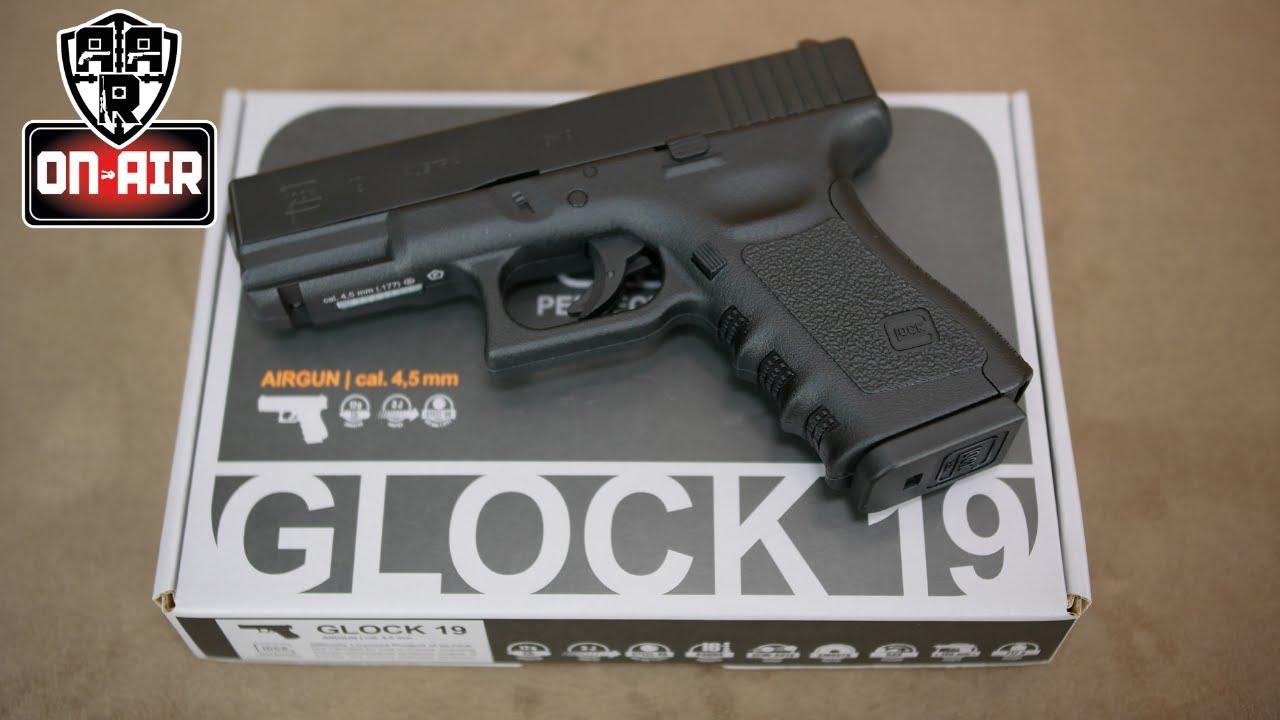 Umarex Glock 19 CO2 BB Pistol