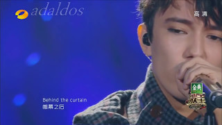 Dimash Kudaibergenov - The show must go on [ QUEEN - FREDDIE MERCURY ]