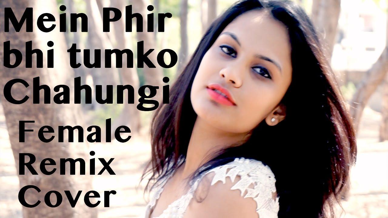Main phir bhi tumko chahunga I Arijit Singh Remix Cover (Teaser) Ft  Monica  I Tarun